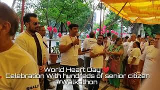 World Heart Day Celebration ❤️ by RJ VEER