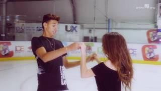 הבנים והבנות 2017 דספסיטו – קליפ על הקרח של כמיסה ולירז