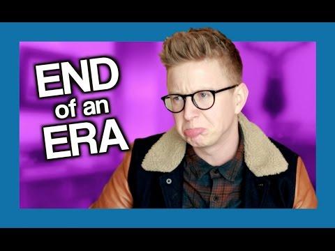The End Of An Era | Tyler Oakley