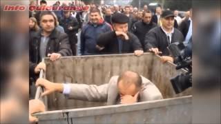 Ukraine : Des deputés encore mis à la poubelle