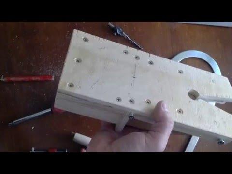 Столик для ручного лобзика своими руками