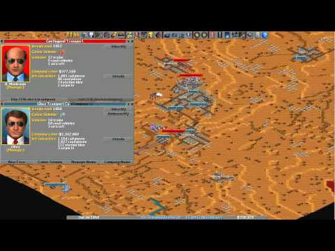 Let's Play OpenTTD - 7 (Mars)