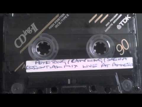 Essential Mix Live Amnesia Ibiza Pete Tong Sasha Danny Rampling July 96 Part 2