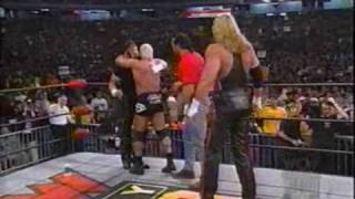 Hollywood Hogan vs Kevin Nash - 1/4/99 (2of2)