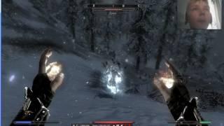 Skyrim (где найти Лезвие Блудскэл и Азидаловские Доспехи)
