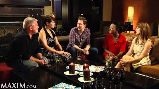 "A Drink With the Cast of ""Archer"""