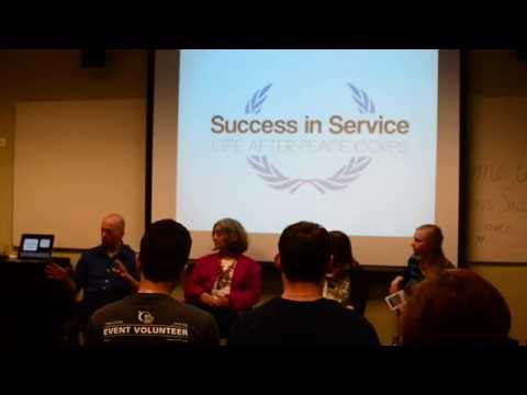 Success in Service Presents: U.S. Peace Corps at DePaul