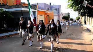 Desfile en Betania