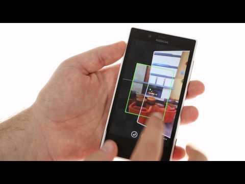 Nokia Lumia 720 user interface