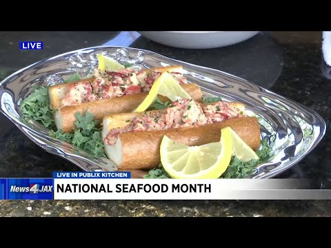 A Chef From Bonefish Grill Shows Us Some Delicious Dishes From The Sea