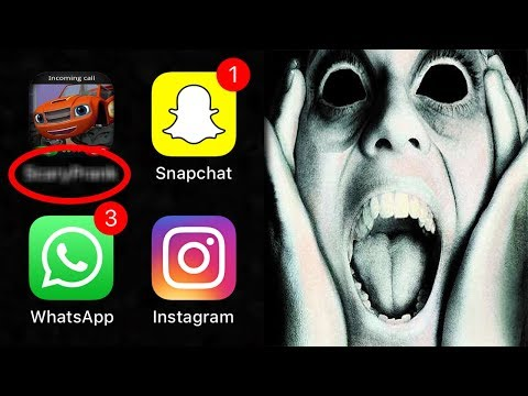 Top 15 Scary Apps You Should NOT Download