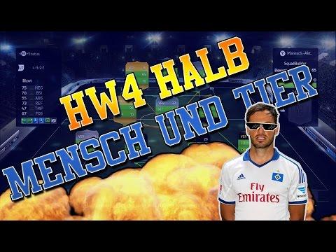 FIFA 15 | HW4 HALB MENSCH HALB TIER