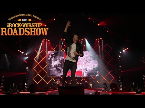 Audio Adrenaline performing live at The Rock & Worship Roadshow 2016