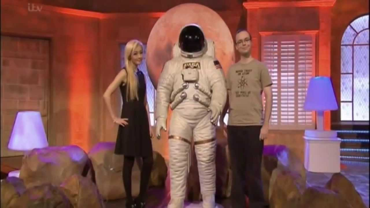 Mars One On Itv Alan Titchmarsh Show 03 02 2014 Youtube
