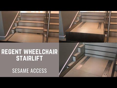 Regent Wheelchair Stair Lift In London