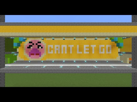 GEOMETRY DASH LEVEL 6 - CANT LET GO IN MINECRAFT!