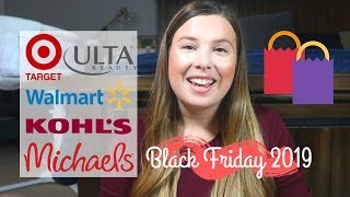 Black Friday 2019 | The Deals And Coupons You Can't Miss Out On!