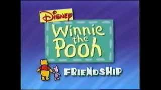 Opening to Winnie the Pooh: Tigger-ific Tales! 1997 VHS