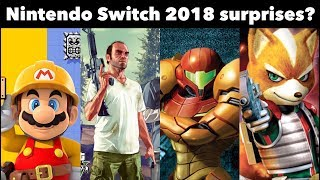 Nintendo says more 2018 Switch games are coming! What could they be? | Ro2R