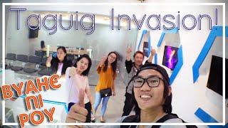 Byahe ni POY | *Sponsor thing | Taguig Invasion Lezzgo!
