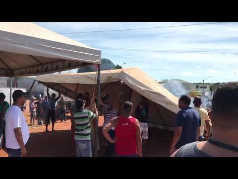 Greve dos caminhoneiros Gurupi Tocantins