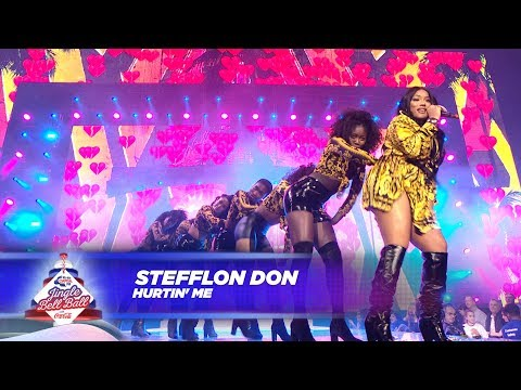 Stefflon Don - 'Hurtin' Me' - (Live At Capital's Jingle Bell Ball 2017)