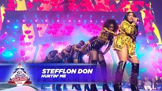 Stefflon Don Hurtin 39 Me - Live At Capitals Jingle Bell Ball 2017.mp3