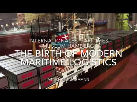 """The Birth of Modern Maritime Logistics - Das Ende der """"konventionellen Stückgutfahrt"""""""