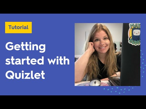 How to use Quizlet - Official tutorial for new users