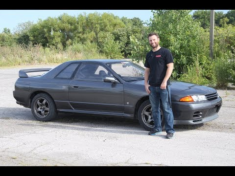 What its like owning a stock Nissan R32 GTR | Rob Dahm