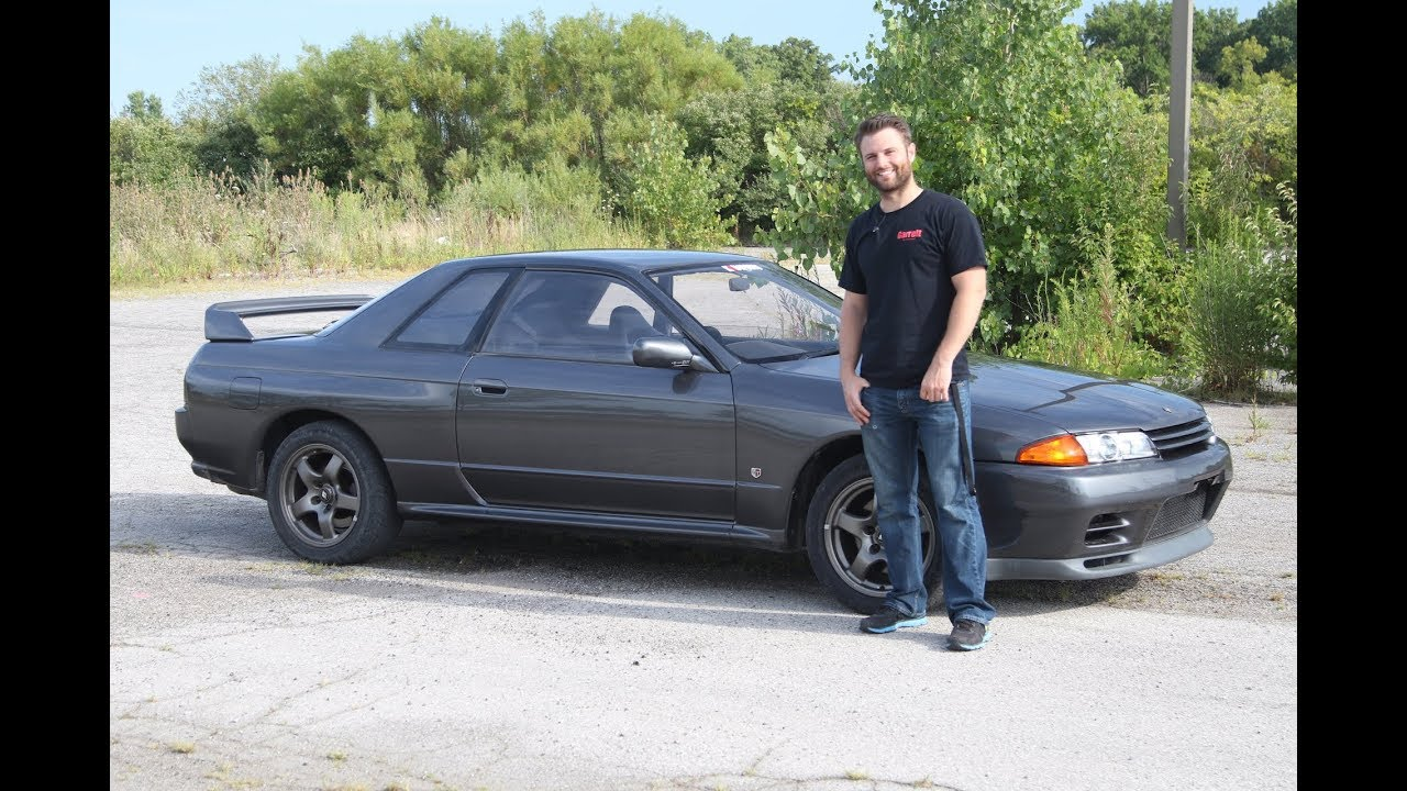 What its like owning a stock Nissan R32 GTR | Rob Dahm ...