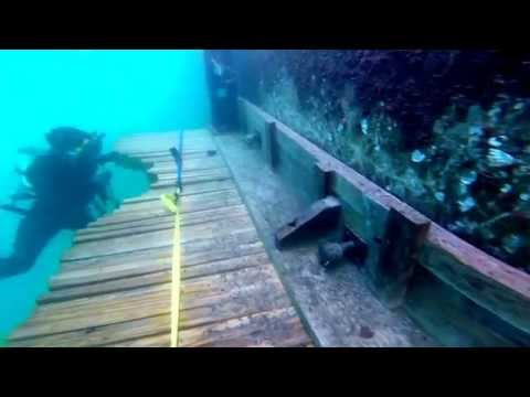 Commercial Diving Underwater Concrete form work
