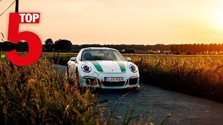 Porsche Top 5 – Bonus episode: Your most wanted models
