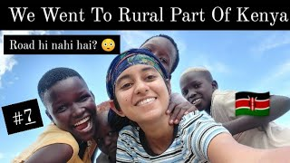 Off Beat Road Adventure In Tribal Area | Turkana, Northern Kenya 🇰🇪