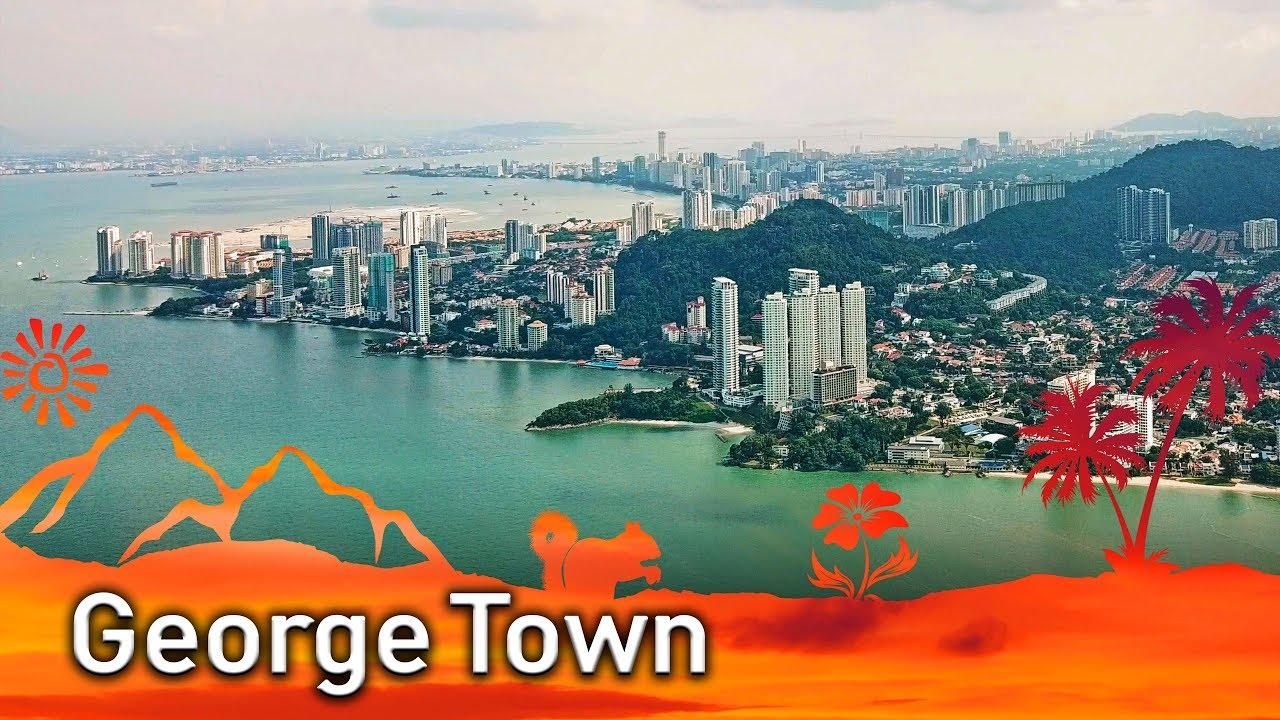 Cum defapt arata un oras din Malaezia? || Jurnal de calatorii #31