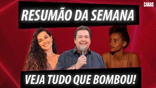 FAUSTÃO DEMITIDO, JULIETTE GANHA DOCUMENTÁRIO E MUITO MAIS! | RESUMÃO DA SEMANA (2021)