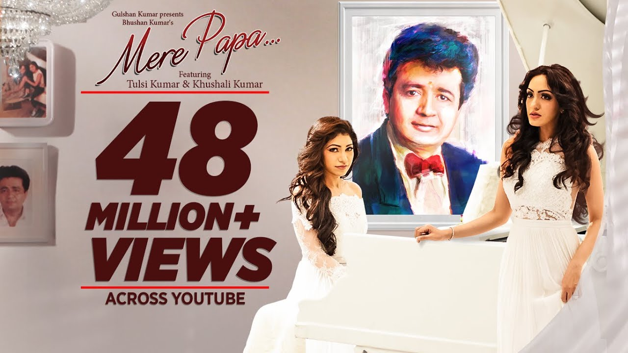 Mere Papa Video Song | Tulsi Kumar, Khushali Kumar | Jeet Gannguli | T-Series