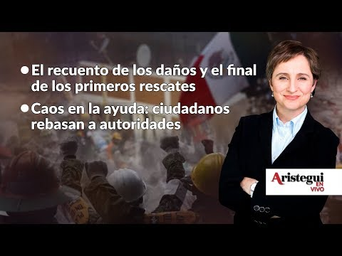 Aristegui en vivo 22 de Septiembre