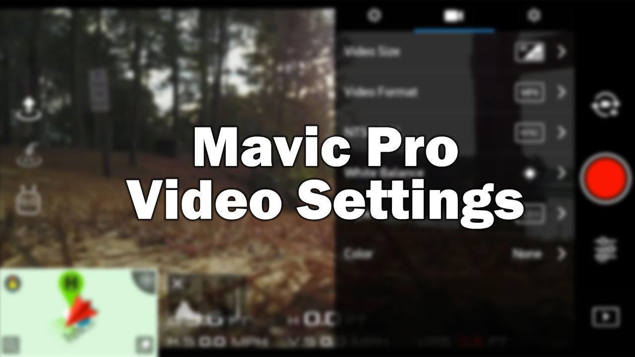 video mavic pro
