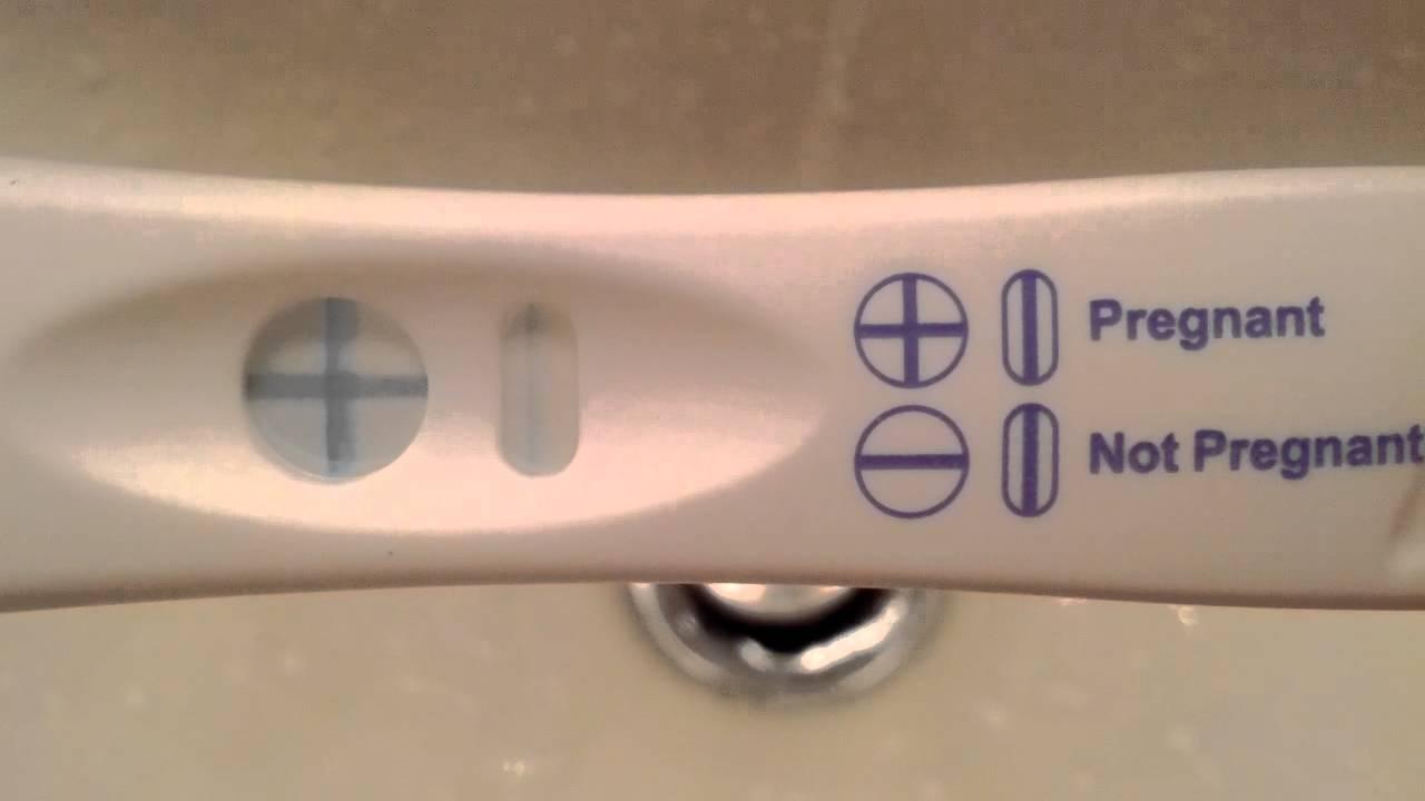 Blue Dye Pregnancy Test 2