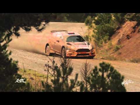 Acropolis Rally 2015 Kajetanowicz/Baran - Day 2 highlights