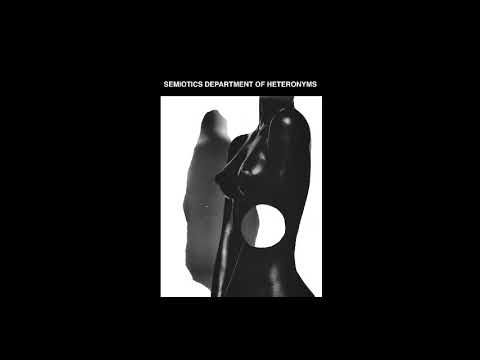 SDH (Semiotics Department Of Heteronyms) - The Scent (official audio)