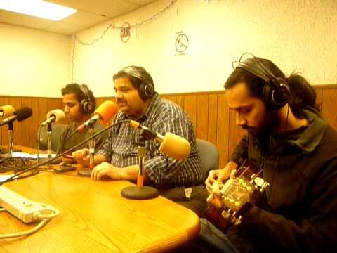 Stanford Radio - itsdiff show - Ilayaragam team -  Manjam Vandha Thendralukku