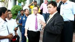 20120530 Ahli Majlis MPSJ kena maki...