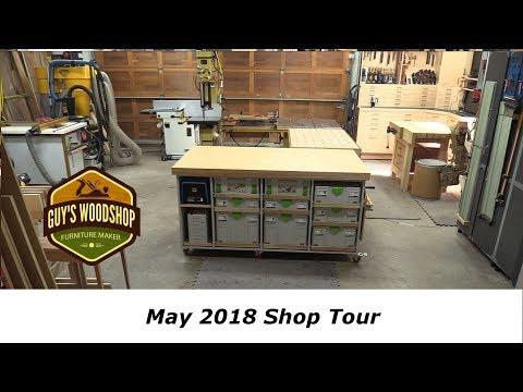 Guy Dunlap's Garage Shop Solutions
