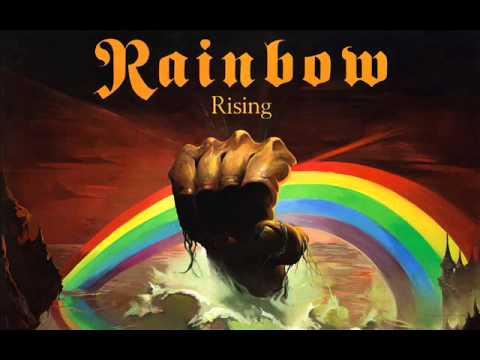 Rainbow - Stargazer (lyrics)