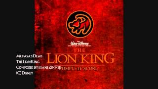 The Lion King - 5M11 Mufasa