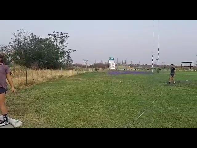 THEDOMEVTFC/GIRLS17/Edelle Van Zyl/Shotput/11.96m
