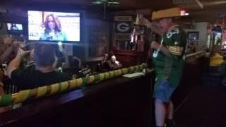 Best Packer bar in in Dallas! Vernon's Gastropub