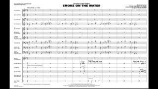 Smoke on the Water arranged by Michael Sweeney